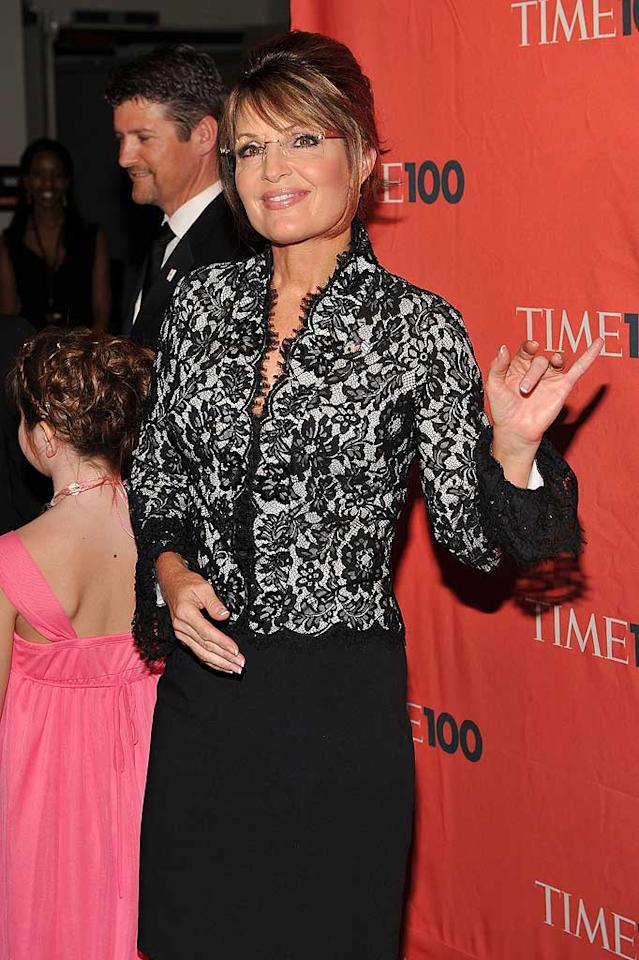 """February 11: Sarah Palin turns 47 Theo Wargo/<a href=""""http://www.gettyimages.com/"""" target=""""new"""">GettyImages.com</a> - May 4, 2010"""