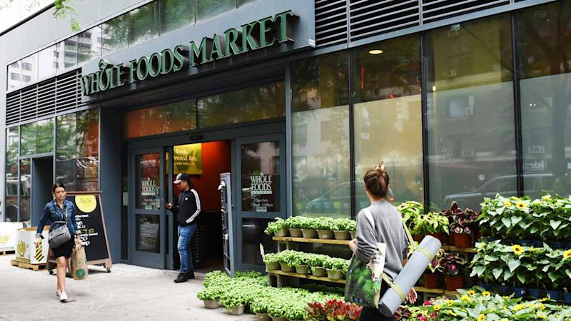 Amazon to cut prices on hundreds of Whole Foods items this week