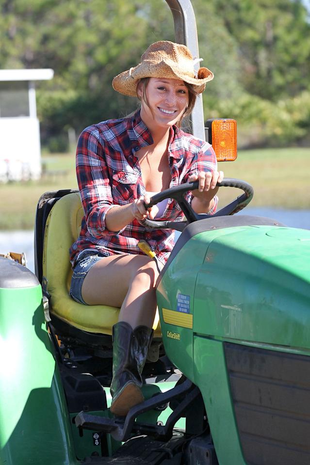 "Vienna Girardi, Peanut Farmer <br><br>  Vienna Girardi's dramatic personality made her perfect for reality TV, but ""<a href=""http://tv.yahoo.com/bachelor/show/3018"">The Bachelor</a>"" Season 14 winner is really a country girl at heart. After breaking up with Bachelor Jake Pavelka and her ""<a href=""http://tv.yahoo.com/bachelor-pad/show/45815"">Bachelor Pad</a>"" Season 2 partner Kasey Kahl, Vienna went home to Florida to work with her parents on their peanut farm. She recently opened her own fashion boutique, but she has also been spotted harvesting crops and working with the animals. It may sound ""nuts"" to leave Hollywood for life among the legumes, but the fresh air is probably doing her a world of good."
