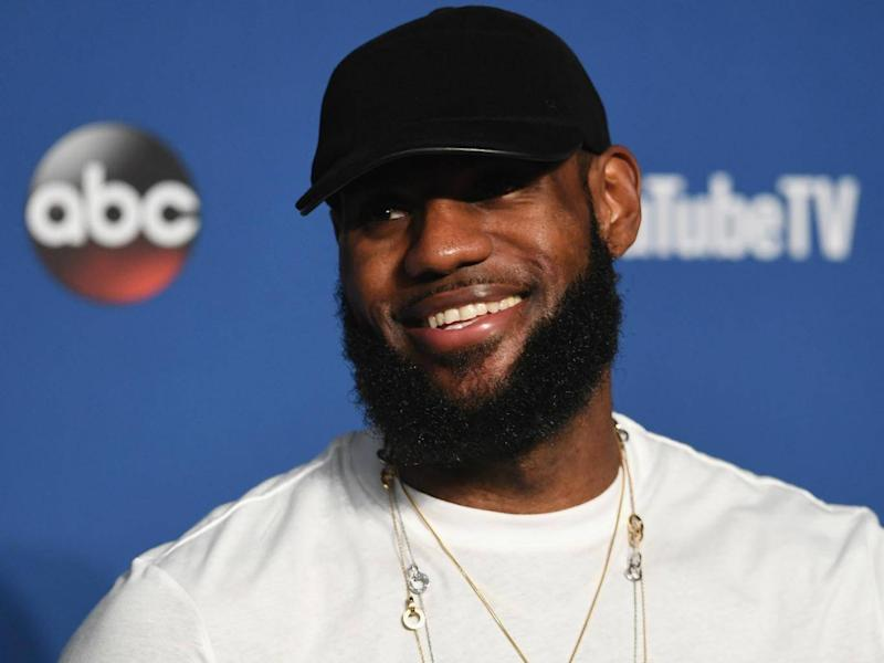 LeBron James' side are not favourites (Jason Miller/Getty Images)