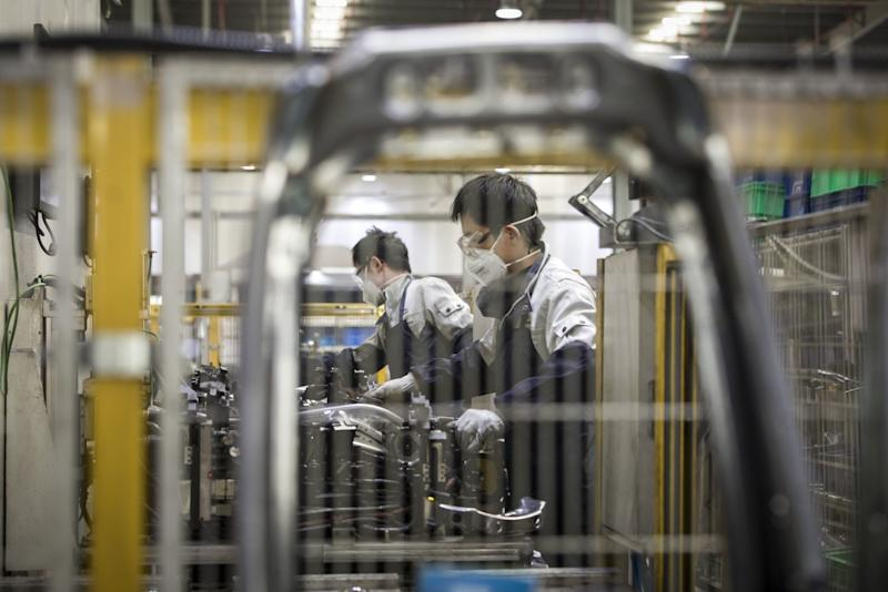 Alibaba's Newest Business: Modernizing China's Factories