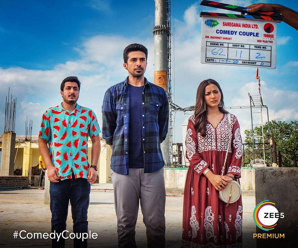 Comedy Couple is a charming and relevant film.