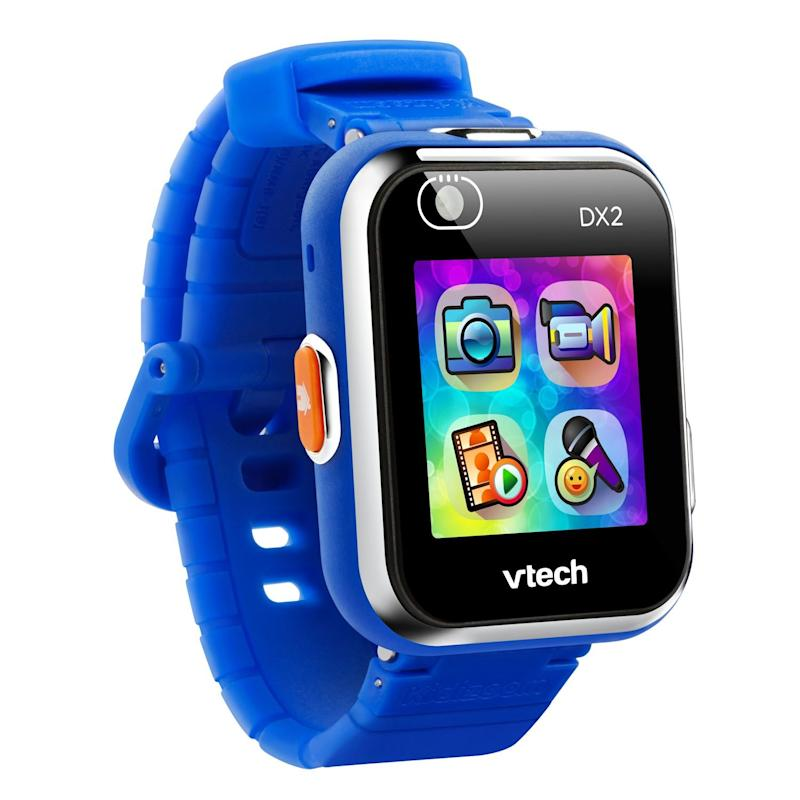 Roll over image to zoom in VTech Kidizoom Smartwatch DX2