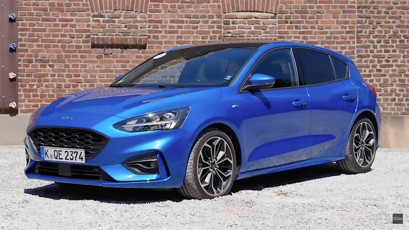 2019 ford focus st line extensively detailed in lengthy video. Black Bedroom Furniture Sets. Home Design Ideas