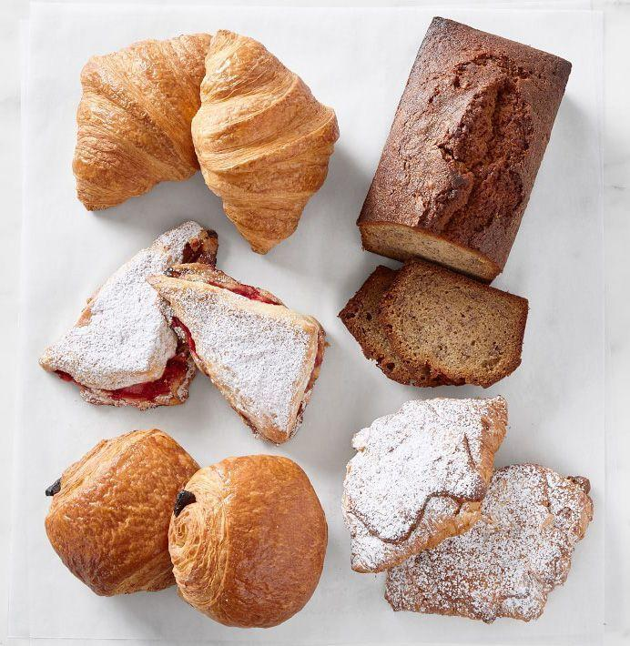 "<p><strong>Williams Sonoma</strong></p><p>williams-sonoma.com</p><p><strong>$59.95</strong></p><p><a href=""https://go.redirectingat.com?id=74968X1596630&url=https%3A%2F%2Fwww.williams-sonoma.com%2Fproducts%2Fle-marais-breakfast-sampler&sref=https%3A%2F%2Fwww.esquire.com%2Flifestyle%2Fg35842602%2Fmothers-day-gifts-for-wife%2F"" rel=""nofollow noopener"" target=""_blank"" data-ylk=""slk:Buy"" class=""link rapid-noclick-resp"">Buy</a></p><p>A French pastry-filled breakfast someone else baked, with you cleaning up the mess afterwards? Sold.</p>"