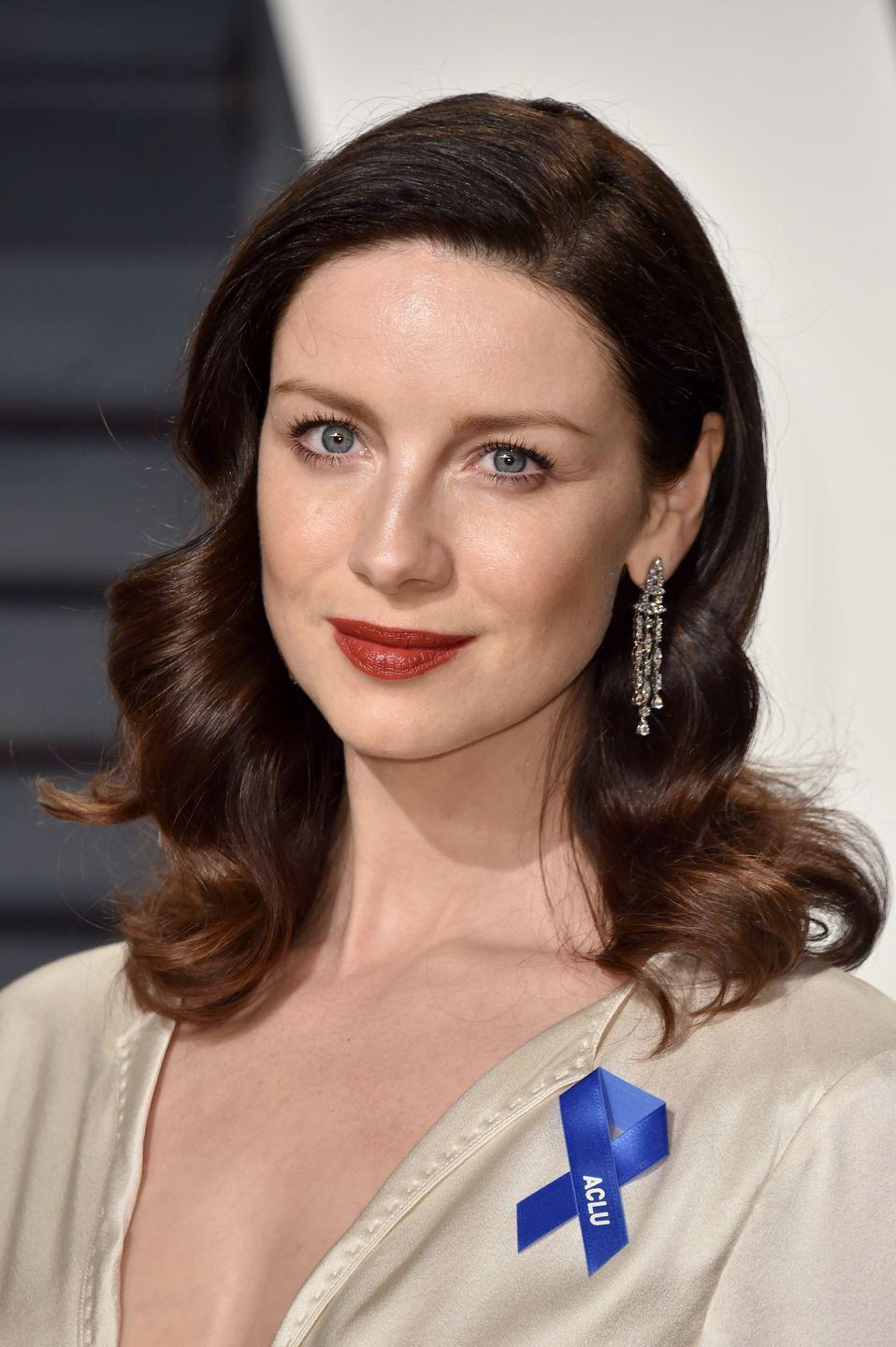 """<p>Just three weeks before production was due to start, the casting director still hadn't found her Claire. They had a couple of actress on hold, but none were quite right. Finally, they saw a clip of <a href=""""https://www.vanityfair.com/hollywood/2016/10/inside-outlanders-hunt-for-claire-fraser"""" rel=""""nofollow noopener"""" target=""""_blank"""" data-ylk=""""slk:Caitriona Balfe and booked her for the gig."""" class=""""link rapid-noclick-resp"""">Caitriona Balfe and booked her for the gig.</a></p>"""