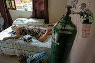 More than half of hospitals in low- and middle-income countries -- a category that includes most of Latin America -- have an inconsistent supply of medical oxygen, or lack it entirely