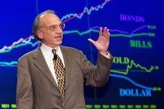 Dow could rise 10 percent or more in 2014: Siegel