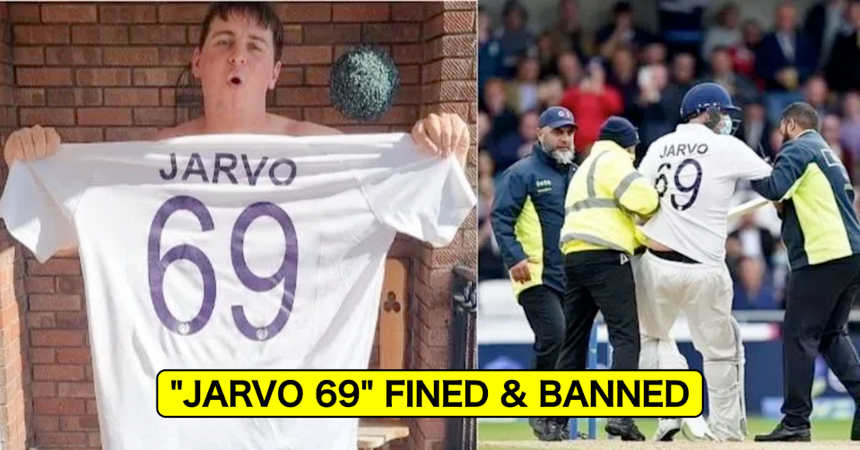 'Jarvo 69' Banned For Life From Headingley Ground On Account Of Security Breach On Day 4 Of India-England Test