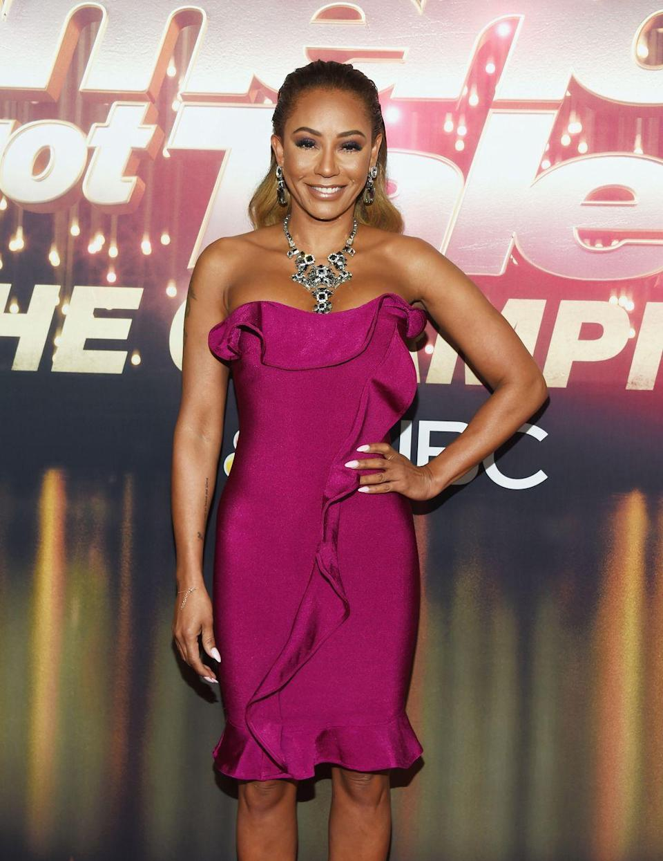 "<p>Mel B is a <em>wannabe </em>yoga lover, but she just doesn't care for it. What she does like is a quick, hard ab workout that involves varying crunches and planks. Her real key to success: embracing workouts you enjoy. ""If you hate what you're doing, you're never going to feel motivated, so do what works for you and keep switching it up so it never gets boring,"" she told <em><a href=""https://www.womenshealthmag.com/fitness/a27165007/mel-b-leopard-bikini-instagram-photo/"" rel=""nofollow noopener"" target=""_blank"" data-ylk=""slk:Women's Health Australia"" class=""link rapid-noclick-resp"">Women's Health Australia</a></em>.</p>"