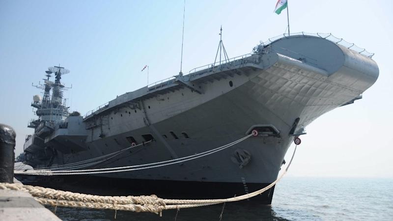 INS Viraat Set to Retire on Monday After 57 Years of Service