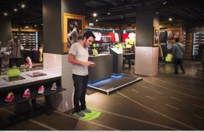 Customers Trialling ScanMat in Stores