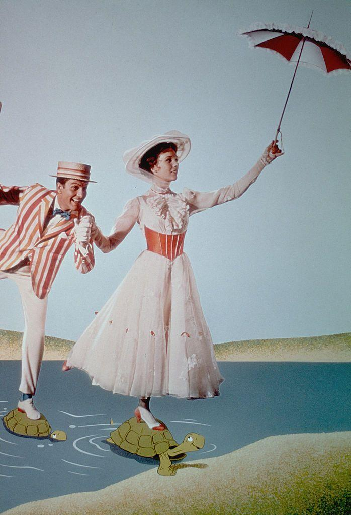 <p>Less of a romantic pair, Bert and Mary are simply whimsical and playful. </p>