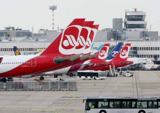Air Berlin pushes ahead with EasyJet and Lufthansa talks