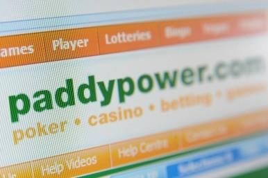 Paddy Power online