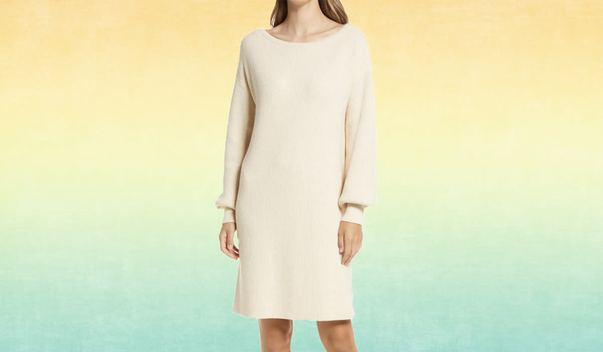 How cute are the sleeves on this knit? (Photo: Nordstrom)