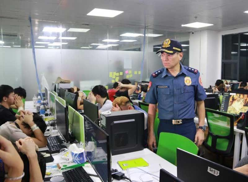 Police arrest over 500 illegal foreign workers for fraud