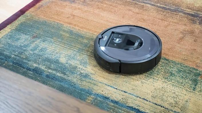 The iRobot Roomba i7+ aced nearly every test we put it through.