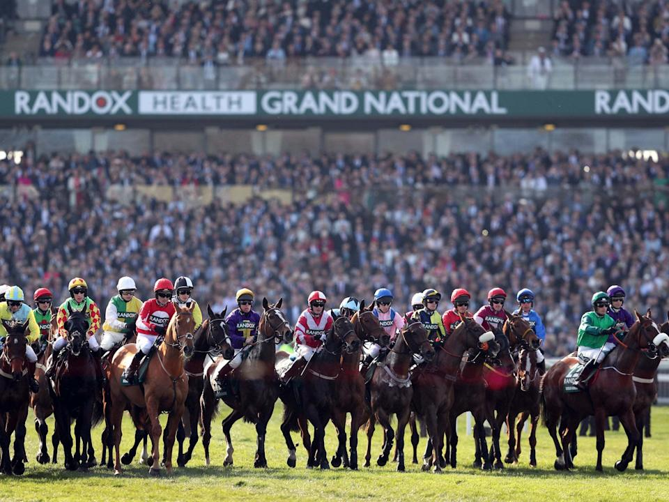 The 2020 Grand National will not go ahead after the outbreak of coronavirus: PA