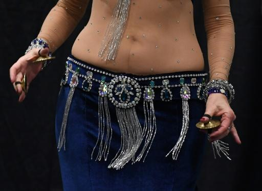 <p>Russian belly dancer faces charges in Egypt over racy video</p>