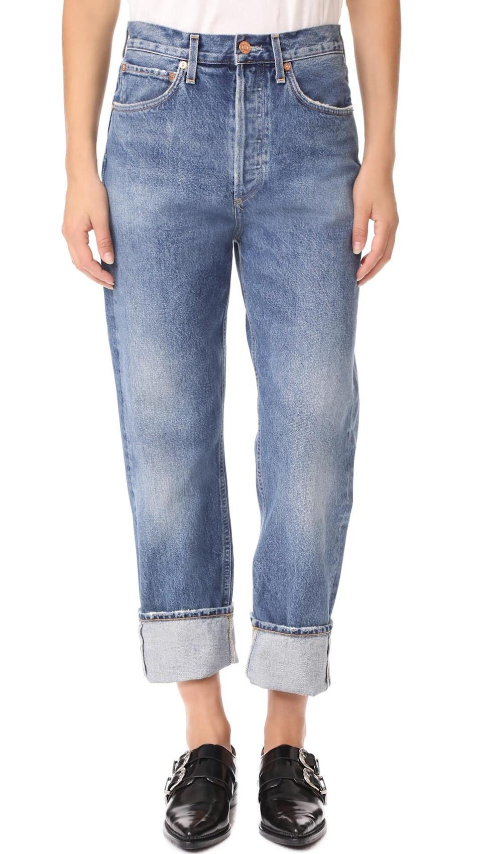 These are your forever jeans. Available in sizes 26 to 32.