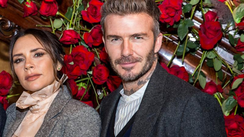 """Victoria Beckham Says She and Husband David Are """"Obsessed"""" With This Moisturizer"""