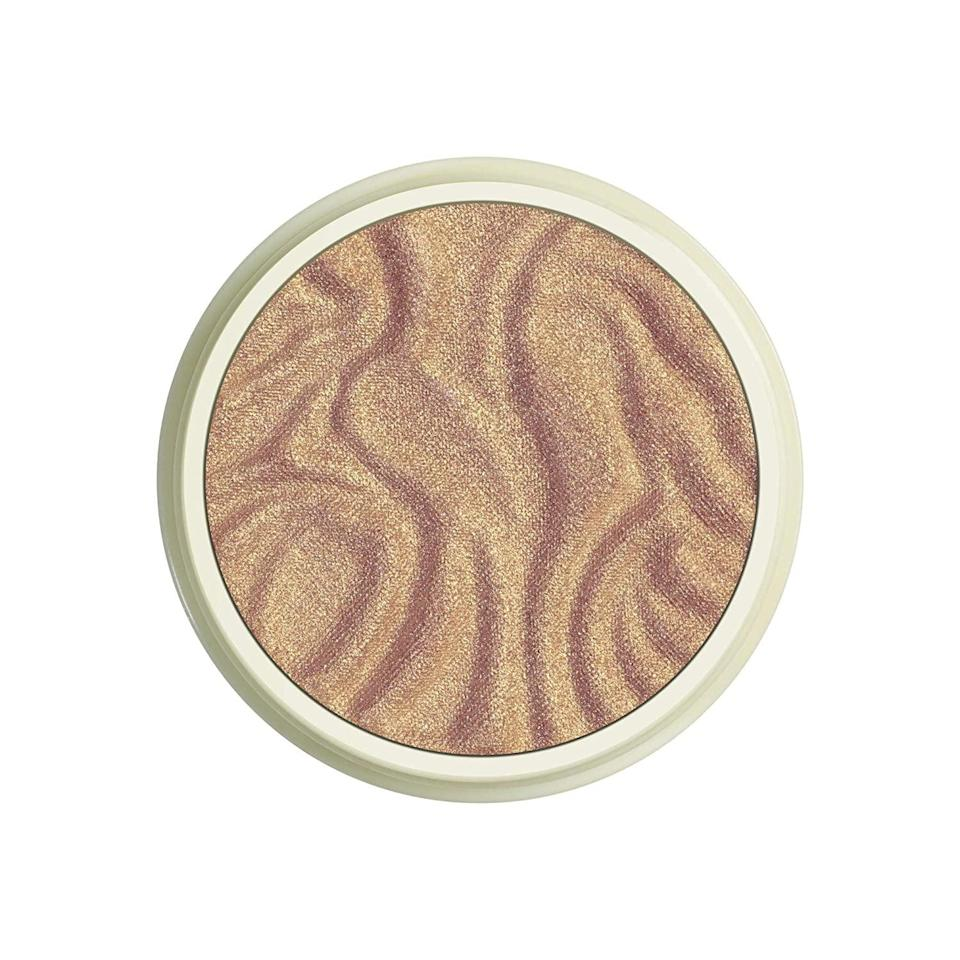 <p>The <span>Physicians Formula Murumuru Butter Highlighter, Champagne,</span> ($9) is a buttery-soft cream-to-powder fomulation that will give you that sun kissed glow.</p>