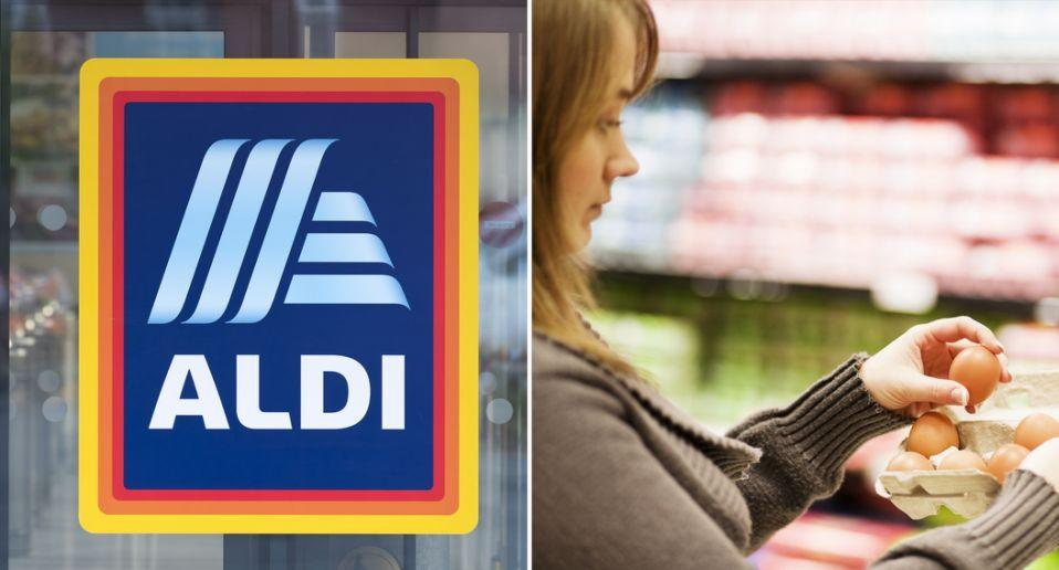 ALDI customers confused over products being swapped in store.