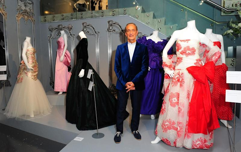 Throwback: The Glamour of Bellville Sassoon exhibition