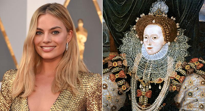 Aussie star Margot Robbie is set to play Queen Elizabeth I, the last monarch in the Tudor line