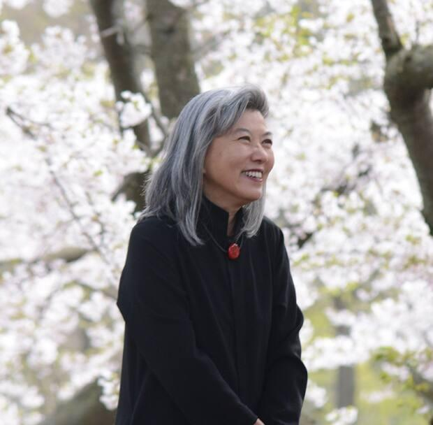 Noriko Maeda, an artist and lecturer at the University of Toronto and University of Waterloo, has many memories associated with the cherry blossom season. In Japan, she says, the blossoming is a time of renewal and farewell.