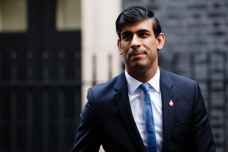 Chancellor of the exchequer Rishi Sunak. The Institute for Public Policy Research (IPPR) has said that without stimulus boost, the economy will still lag 7 percentage points behind pre-COVID levels next year. Photo: David Cliff/NurPhoto via Getty Images
