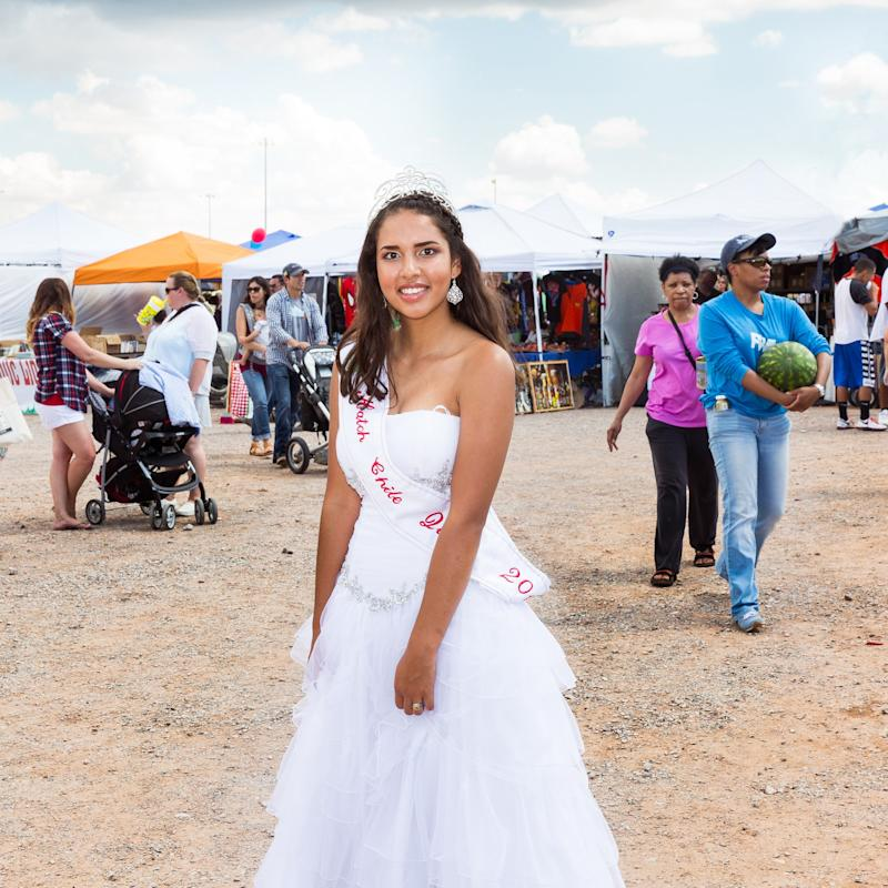 That Hatch Chile Festival queen!