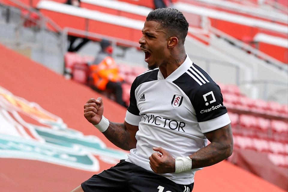 <p>Mario Lemina secured a massive victory</p> (POOL/AFP via Getty Images)