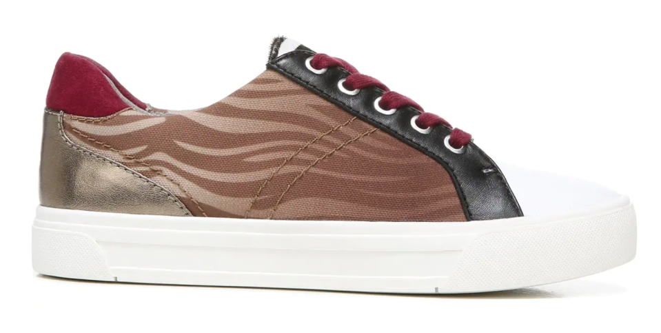 Naturalizer's limited-edition Astara sneakers. - Credit: Courtesy of Naturalizer