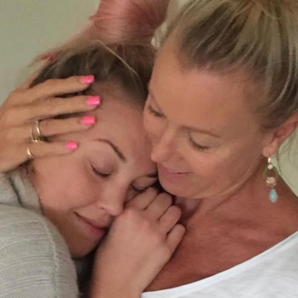 Lisa often shares photos of herself and Jaimi with heartwrenching tributes. Photo: Instagram/Lisa Curry
