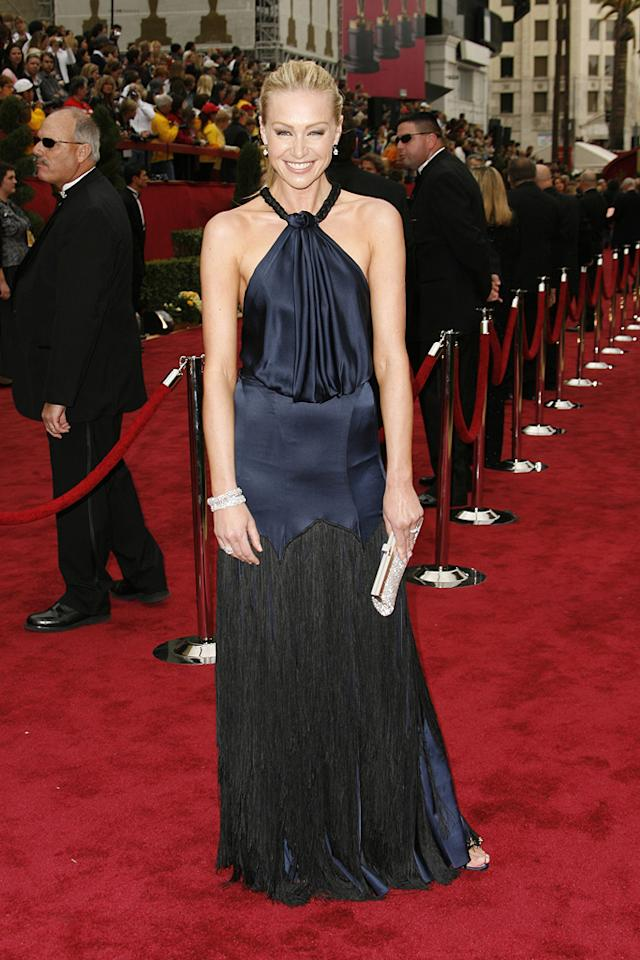 WORST: Portia de Rossi at the 79th Annual Academy Awards - 02/25/2007