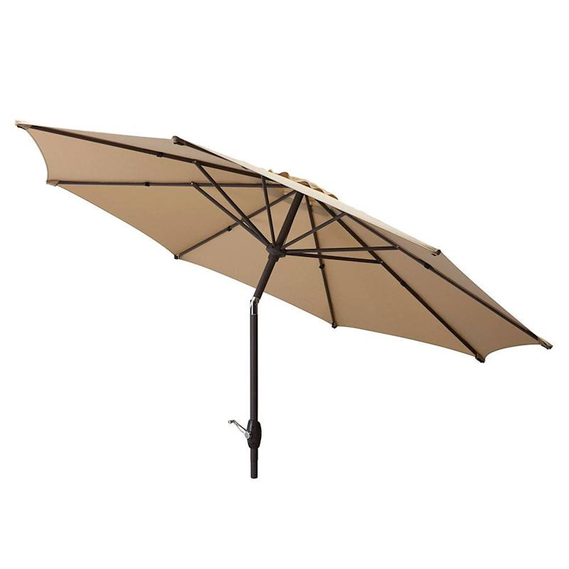 Mainstays 9 ft. Outdoor Market Umbrella, Multiple Colors