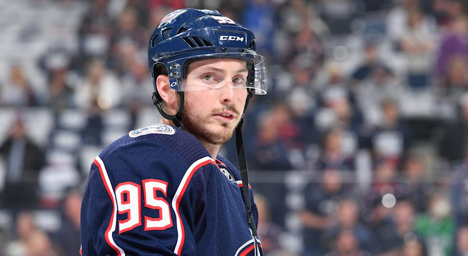 Matt Duchene is expected to sign a lucrative contract with the Nashville Predators. (Photo by Jamie Sabau/NHLI via Getty Images)