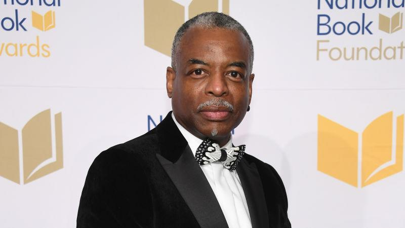 LeVar Burton attends the 70th National Book Awards Ceremony & Benefit Dinner on November 20, 2019 in New York City.