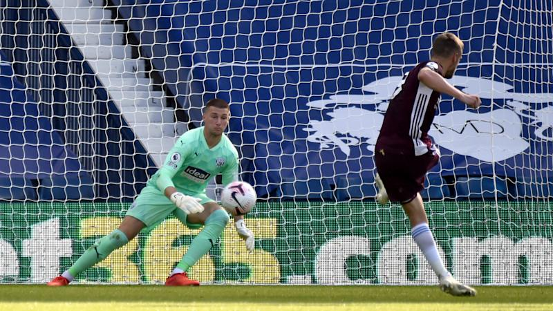 West Brom 0-3 Leicester City: Vardy makes Baggies pay the penalty, matches Van NIstelrooy record