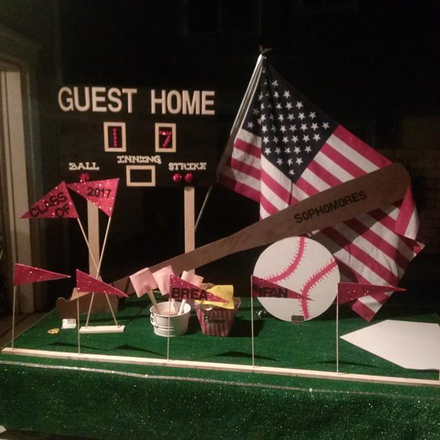 "<p>This all American float is perfect for any homecoming game. </p><p><a href=""https://www.instagram.com/p/urzvg4A6uY/"" rel=""nofollow noopener"" target=""_blank"" data-ylk=""slk:See the original post on Instagram"" class=""link rapid-noclick-resp"">See the original post on Instagram</a></p>"