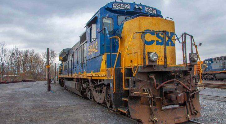 Back on Track: Ride the Railroad Recovery with CSX Stock