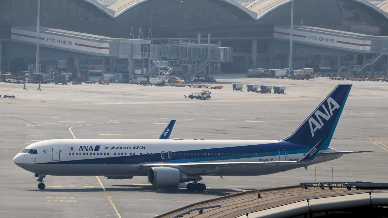 <p>3. All Nippon Airways, founded on December 27, 1952, fleet size 221, and destinations 97 </p>