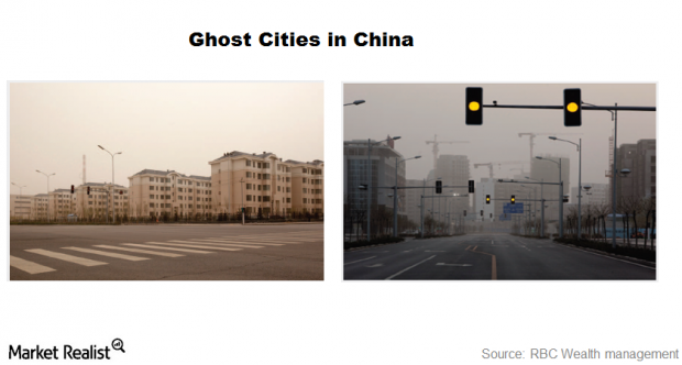 Why US steel companies are worried about China's ghost towns