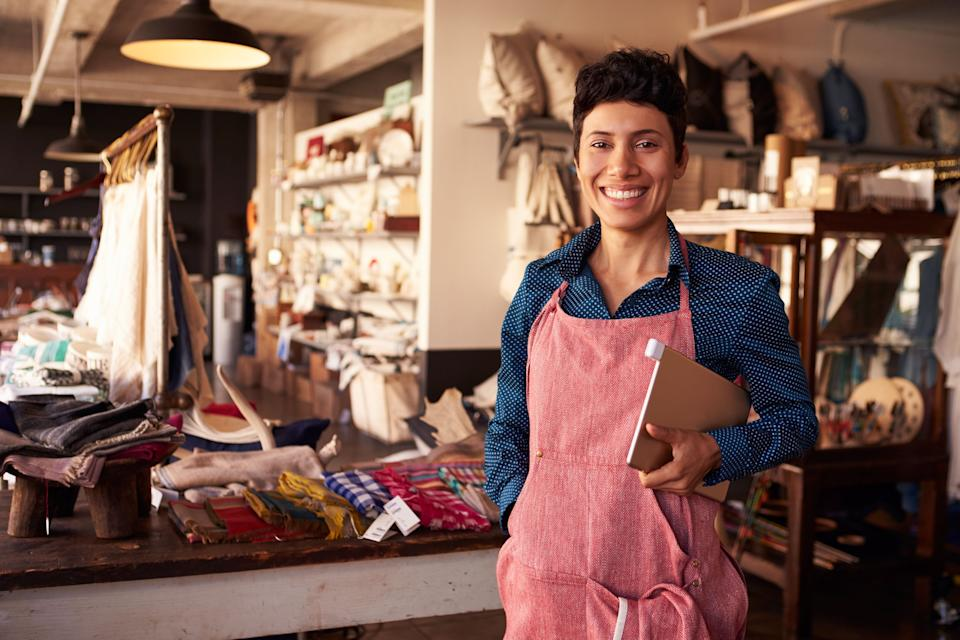 Continue supporting Latinx-owned businesses while checking off a few to-do's from your holiday shopping list. (Photo: monkeybusinessimages via Getty Images)