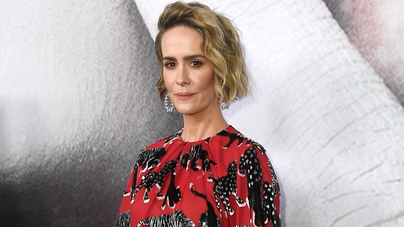 Sarah Paulson Doesn't Care About Critics of Her Relationship With 'Spectacular' Holland Taylor