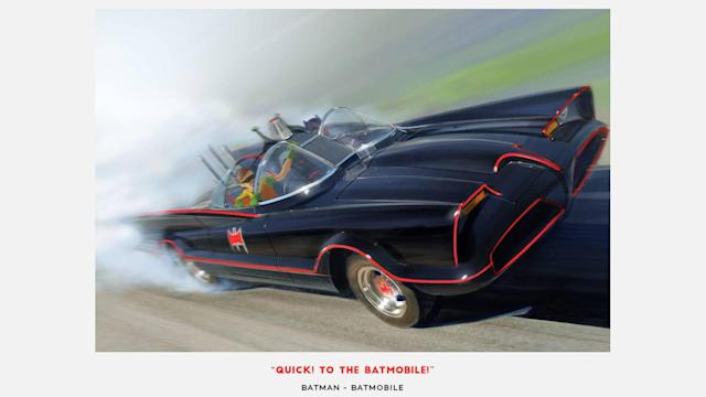 "<p>Now, who wouldn't recognize the original <a href=""https://www.motor1.com/news/?tag=batmobile"" rel=""nofollow noopener"" target=""_blank"" data-ylk=""slk:Batmobile"" class=""link rapid-noclick-resp"">Batmobile</a>? This vehicle that reeks of Adam West was actually a Lincoln Futura, which, during the time of the series, had problems with overheating so the crew had to replace the engine and transmission. Nevertheless, it's the most iconic TV car, with popularity that extends up until this decade. In fact, there was a <a href=""https://www.motor1.com/news/148459/buy-this-official-batmobile-replica/"" rel=""nofollow noopener"" target=""_blank"" data-ylk=""slk:Batmobile replica on sale last year"" class=""link rapid-noclick-resp"">Batmobile replica on sale last year</a>, in case you're interested to get one.</p>"