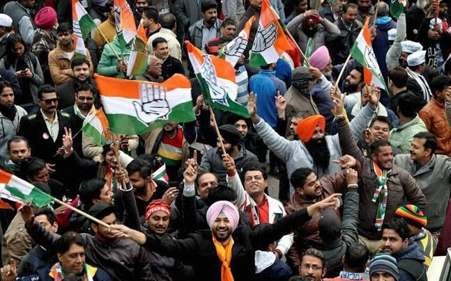 Congress to use Punjab Assembly elections results against AAP in MCD poll campaigns