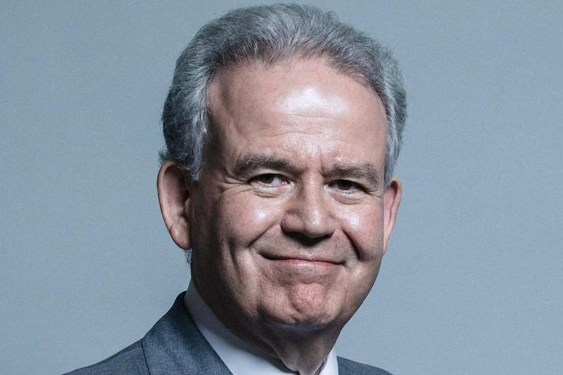 Julian Lewis was expelled from the Tory Party (PA)